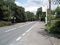 Postbox in Hamble Road - geograph.org.uk - 1464007.jpg