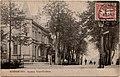 Postcard ROERMOND, Ingang Kapellerlaan recto.jpg
