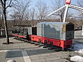 Postojna-cave train in front of entrance-side.jpg