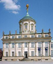 Potsdam Altes Rathaus