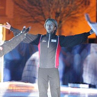 Povilas Vanagas Lithuanian ice dancer