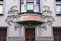 Prague Praha 2014 Holmstad Hotel Central i nybyen jugend art nouveau architecture 3 flott.jpg