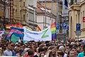 Praha, Prague Pride 2018, Zelení.jpg