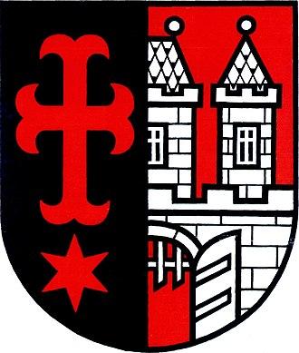 Ďáblice - Image: Praha Ďáblice znak