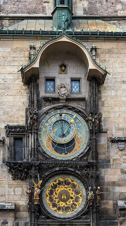Praha Astronomical Clock 02