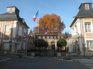 Oise Department of France