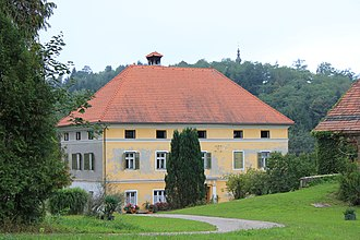 Anton Webern - The Preglhof in Oberdorf, Webern's childhood home