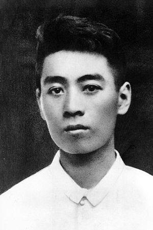 Zhou Enlai - A young Zhou Enlai (1919)