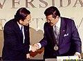 President Estrada with Gerardo Rocha.jpg