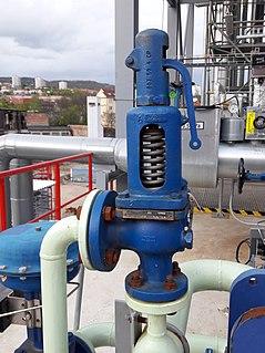 Relief valve relief valve