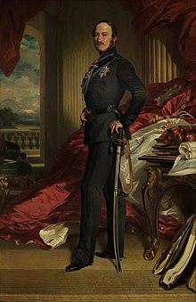 Prinz Albert (Gemälde von Franz Xaver Winterhalter, 1859) (Quelle: Wikimedia)
