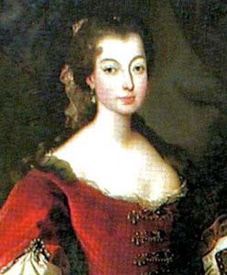 Prince of Beira - Image: Princesa D. Isabel Luisa Josefa