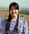 Princess Ayako cropped 1 Janice Varzari and Princess Ayako 201707 2.jpg