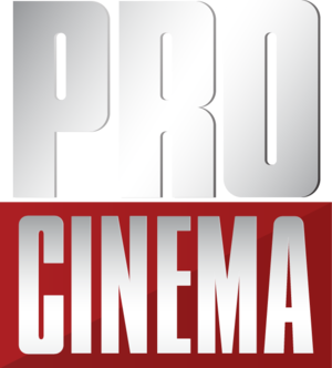 PRO Cinema - Former logos: 20 May 2004–18 December 2011, 1 April 2014-27 August 2017