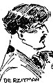 Profile sketch of Ben Reitman by Marguerite Martyn, 1910.jpg