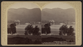 Prospect Mountain House, Ft. Wm. Henry Hotel, Steamer Horicon, Carpenter's Hotel. West from Fort George Hotel, Lake George, by Stoddard, Seneca Ray, 1844-1917 , 1844-1917.png