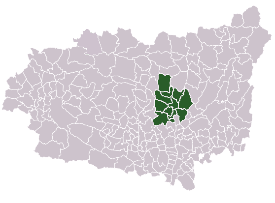 Provincia de León - Area Metropolitana León