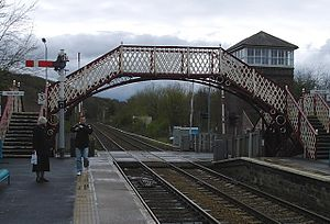 Prudhoe - Prudhoe railway station