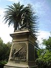 Public art - Boer War memorial, Kings Park Perth.jpg