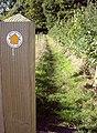Public footpath - geograph.org.uk - 60941.jpg
