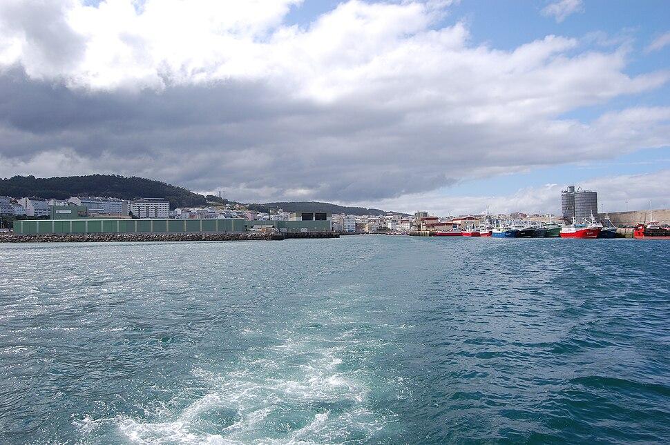 Puerto burela 16 07 2009