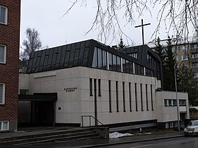 Image illustrative de l'article Église Saint-Olaf à Jyväskylä