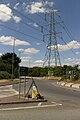 Pylon by the A607 (geograph 5853757).jpg