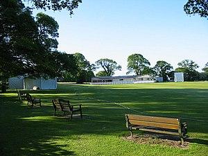 Quarndon - Quarndon Cricket Ground and Park