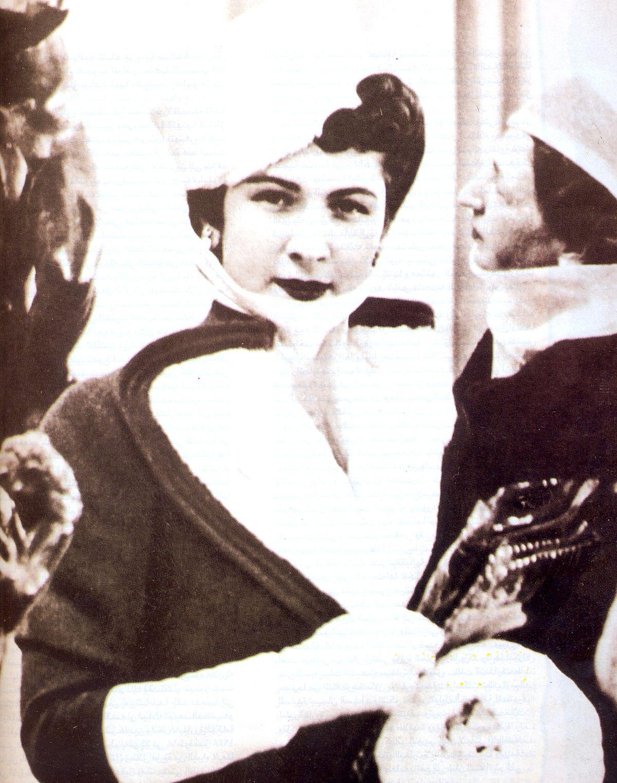 fa951e674713a فريدة ملكة مصر القرينة - ويكيبيديا، الموسوعة الحرة