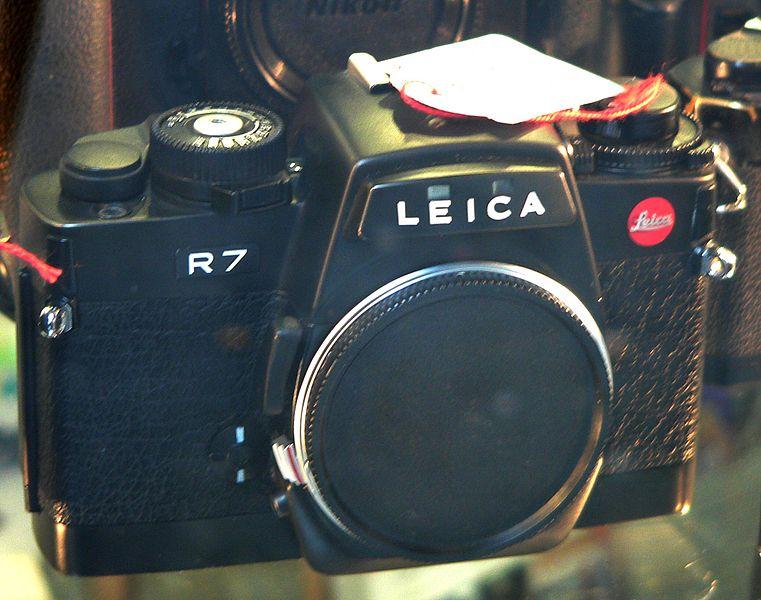 徕卡,一个相机传奇 - 光影随行 - PHOTO BLOG * 光影随我行