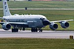 RC-135W taxiing for spot. (8751801829).jpg