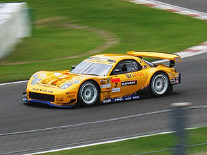 RE Amemiya - Super GT RE Amemiya RX-7