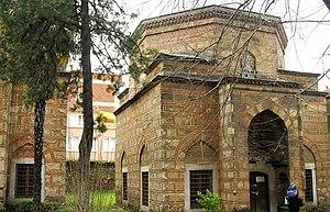Şirin Hatun - The mausoleum of Şirin Hatun located inside the Muradiye Complex, Bursa