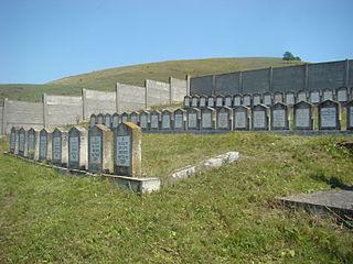 Sărmașu massacre