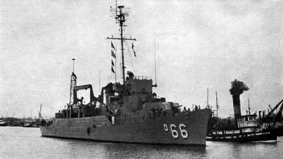 RPS Rajah Soliman D-66