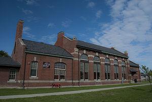 Racine Depot - Racine Depot