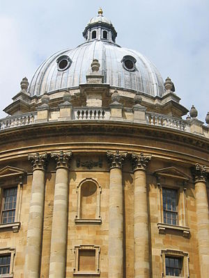 "Oxford ""-er"" - Radcliffe Camera, Oxford — the ""Radder"""
