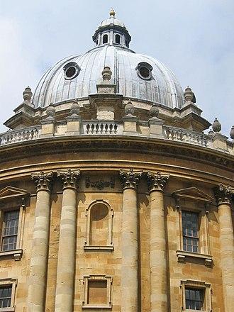 """Oxford """"-er"""" - Radcliffe Camera, Oxford — the """"Radder"""""""