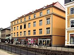 Bahnhofstraße in Brackenheim