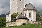 Radenthein Sankt Peter gotischer Bau und Pfarkirche hl. Petrus 17092015 7503.jpg