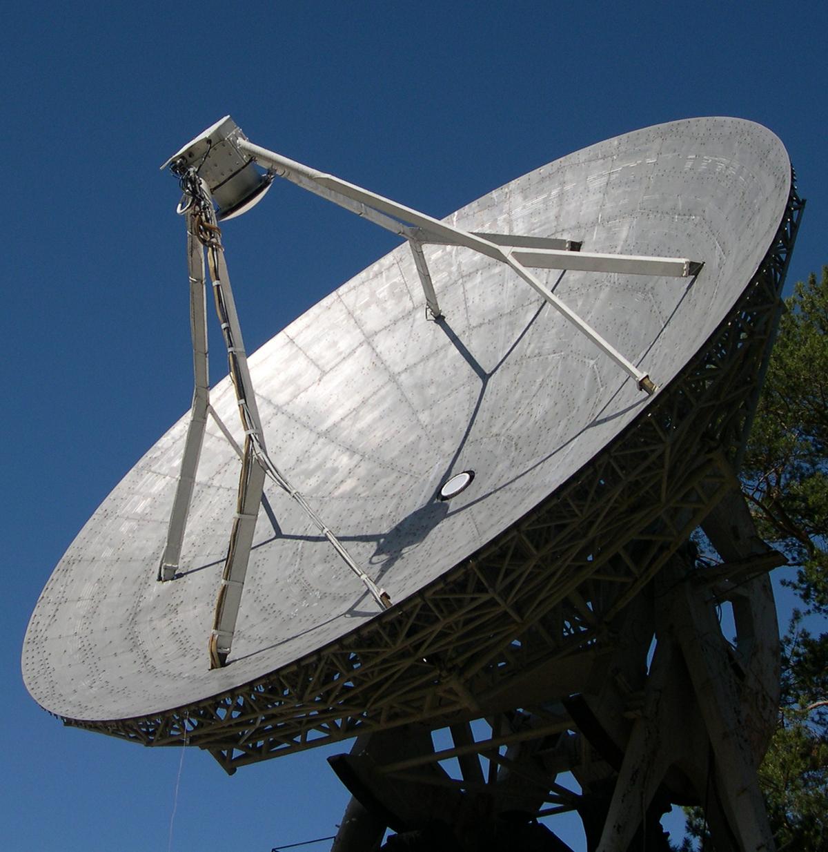 схема дециметровой антенны .волновой канал.