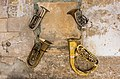 Radovljica Linhartov trg vier gebrauchte Blechblasinstrumente 18082017 0420.jpg