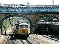 Railway Station, Knottingley - geograph.org.uk - 656289.jpg