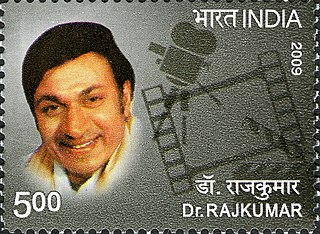 Rajkumar (actor) Indian Kannada film actor