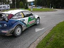 La Focus WRC del 2005