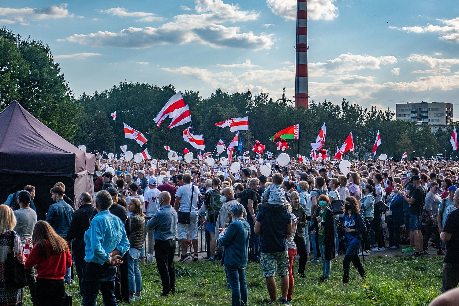 Rally in support of Tsikhanouskaya in Minsk (30 July 2020) - 15.jpg