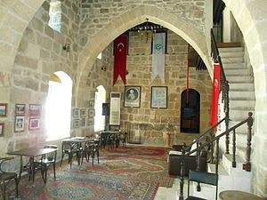 Ramazanoğlu Hall - Interior of the Ramazanoğlu Hall