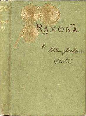 Ramona Helen Hunt Jackson 1884