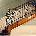 Rampe de lescalier de la Casa Montero (Bilbao) (3450484009).jpg