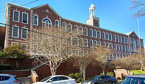 Ramsay High School - Image: Ramsay High School, Birmingham, Alabama